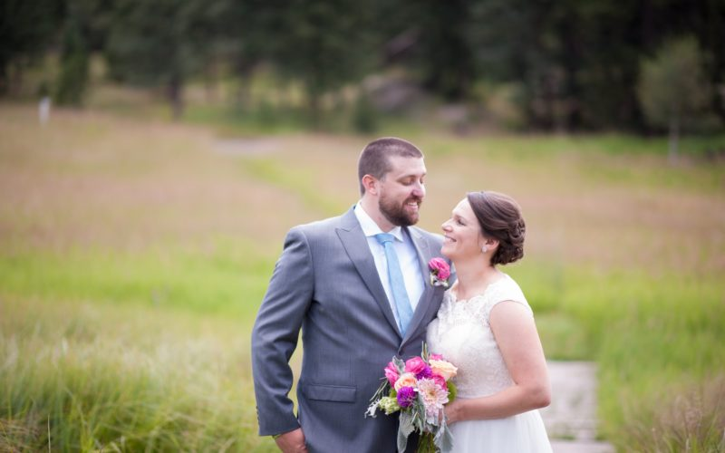 Real Wedding | Maggie & Ivan | Evergreen, CO